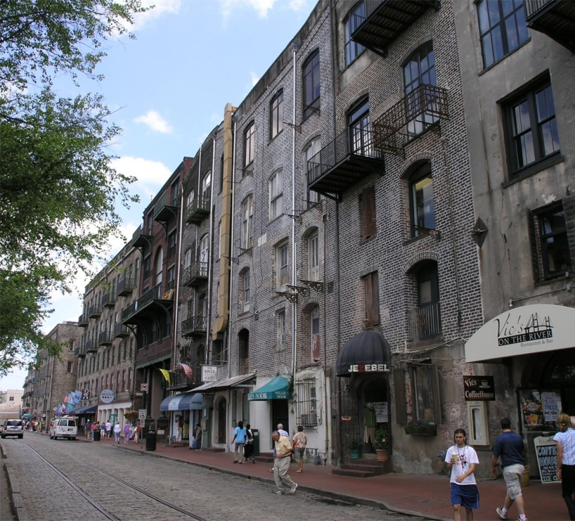 102 E Liberty St., Savannah, GA